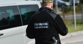 Pogranicznicy zatrzymali poszukiwanego Europejskim Nakazem Aresztowania