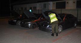Odzyskano 4 kradzione pojazdy i części samochodowe