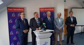 PiS apelował do podlaskich senatorów o poparcie wniosku w sprawie referendum