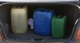 Odpowie za kradzież paliwa