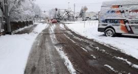 Odpady asfaltu zamiast asfaltu na Marczukowskiej