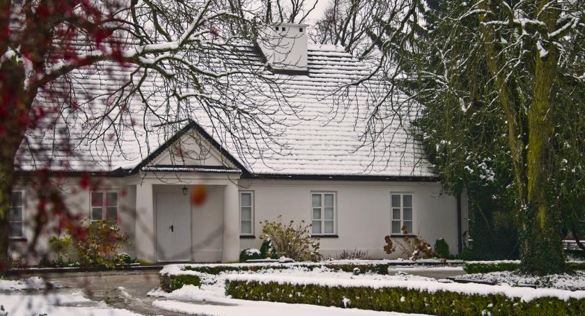 szkoly, Boże Narodzenie muzeum Chopina - zdjęcie, fotografia