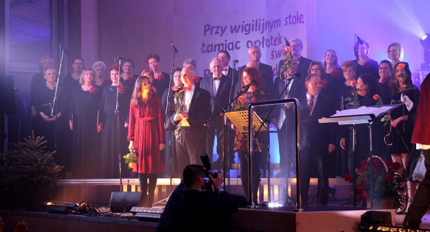 koncerty, GMINNE KOLĘDOWANIE ZIELONKACH - zdjęcie, fotografia