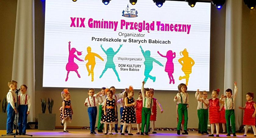 koncerty, GMINNY PRZEGLĄD TANECZNY - zdjęcie, fotografia