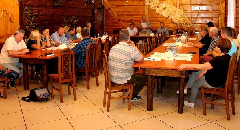 wojt-rada-urzad-wybory-zebrania, JANÓW ZIELONKI WIEŚ - zdjęcie, fotografia