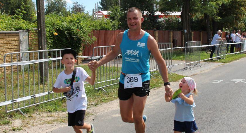 bieganie, PÓŁMARATON KUSOCIŃSKIEGO - zdjęcie, fotografia
