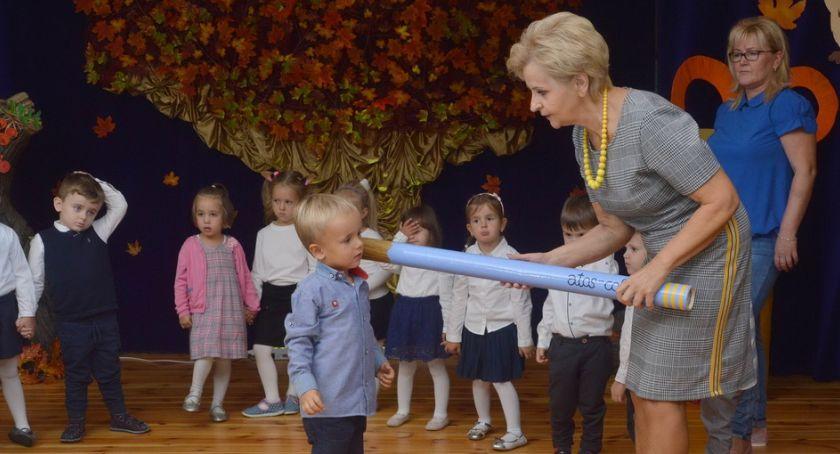 przedszkola, PASOWANIE PRZEDSZKOLAKA BABICACH - zdjęcie, fotografia