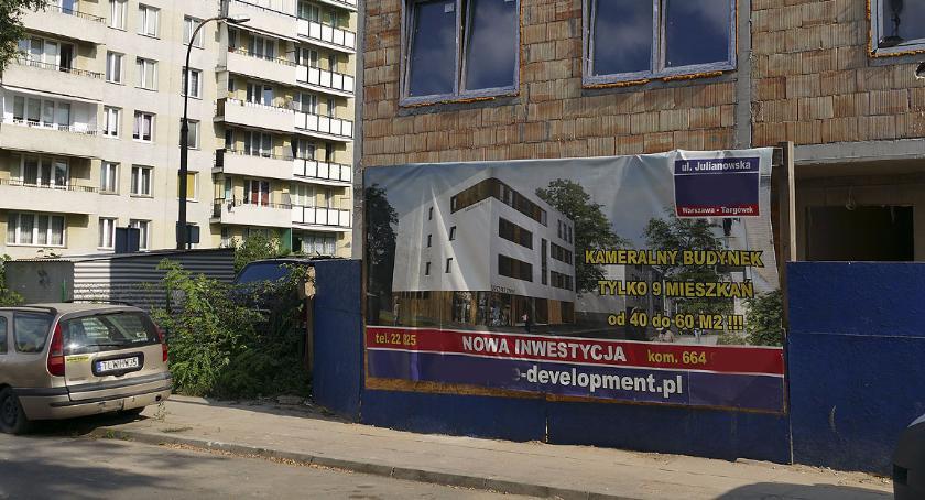 inwestycje, Julianowska kameralna inwestycja - zdjęcie, fotografia