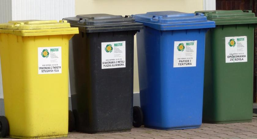 gospodarka odpadami, Otwarte spotkanie informacyjne - zdjęcie, fotografia