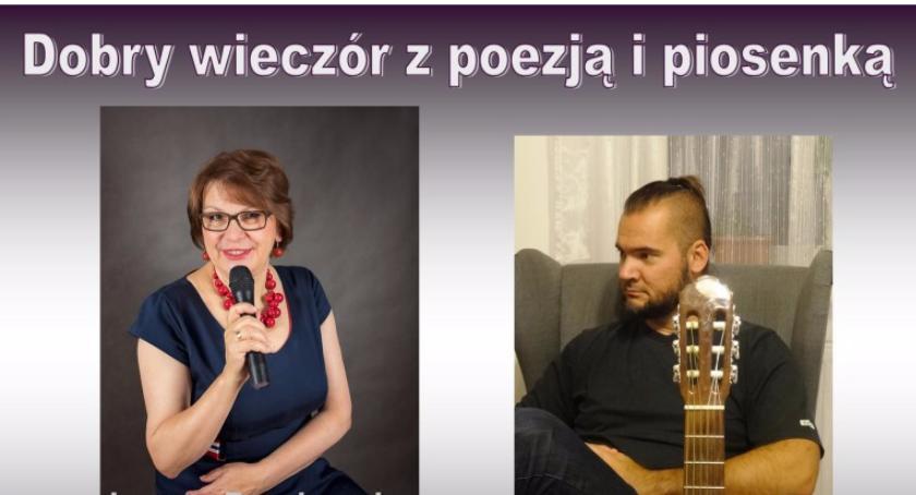 muzyka, Jesienny Dobry wieczór poezją piosenką Targówku - zdjęcie, fotografia
