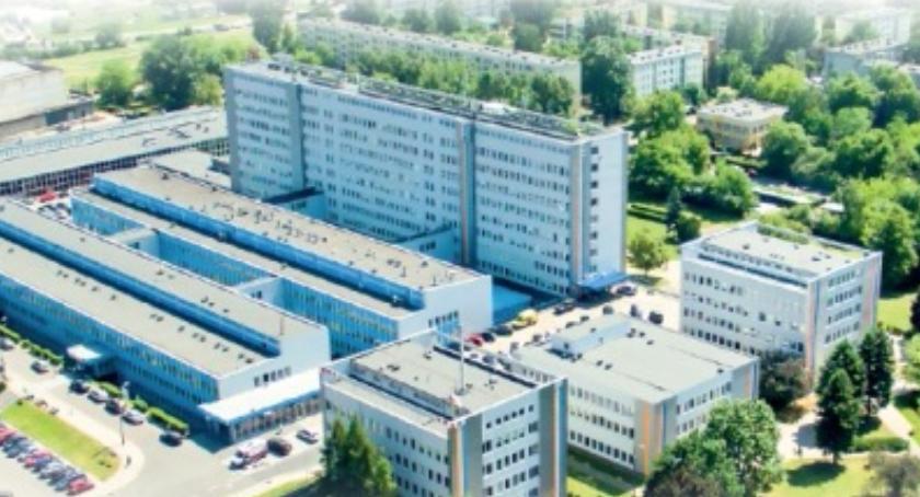 Na Sygnale , Znaleziono zwłoki terenie szpitala pacjent - zdjęcie, fotografia