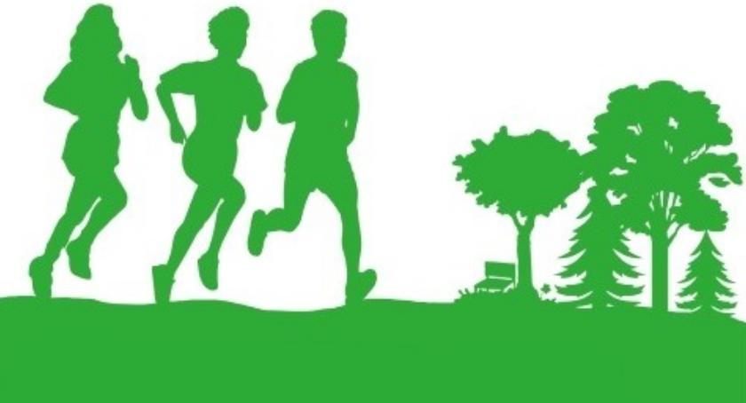 biegi, Biegaj Lesie Bródnowskim Start najbliższy wtorek - zdjęcie, fotografia