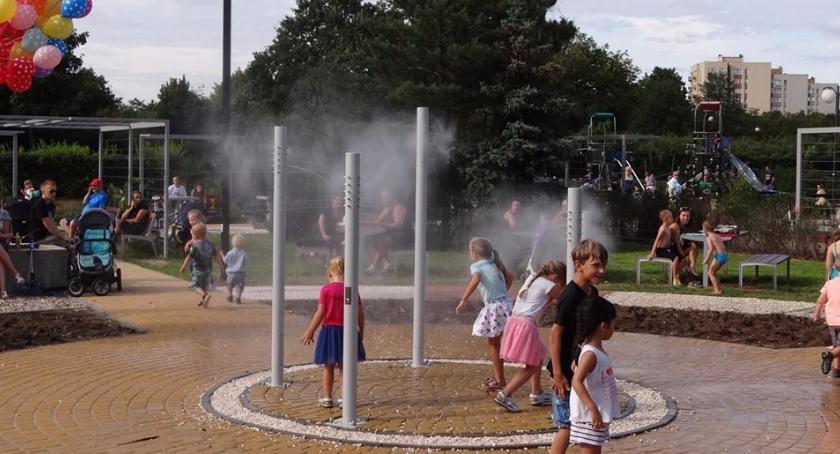 parki i podwórka, Ogród Sensoryczny otwarty! - zdjęcie, fotografia
