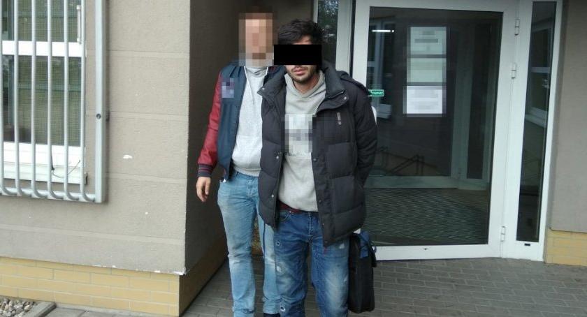Targówek, Ukradł zębów pójdzie siedzieć - zdjęcie, fotografia