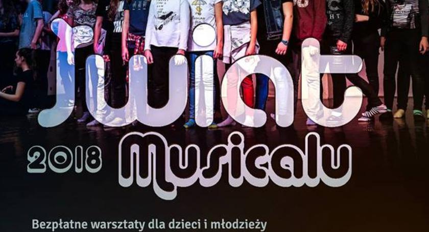 rozrywka, Nabór projektu Świat Musicalu 2018! - zdjęcie, fotografia