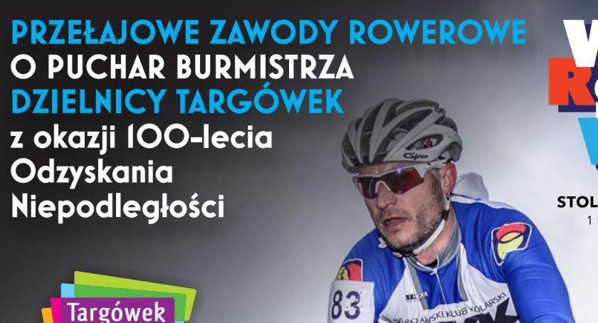 biegi, Przełajowe Zawody Rowerowe lecie odzyskania niepodległości - zdjęcie, fotografia