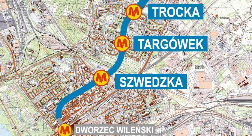 inwestycje, Stacja Targówek Zobaczcie budowy trwają ostatnie szlify - zdjęcie, fotografia