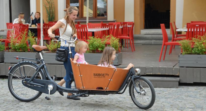 rowery, wypożyczalnie rowerów cargo będą dostępne wiosną! - zdjęcie, fotografia