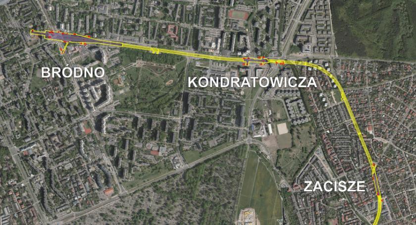 Tak wygląda plan budowy trzech nowych stacji II linii metra: C19 Zacisze, C20 Kondratowicza, C21 Bródno
