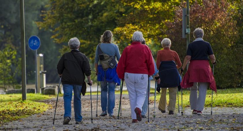 Darmowy NORDIC WALKING dla mieszkańców Targówka
