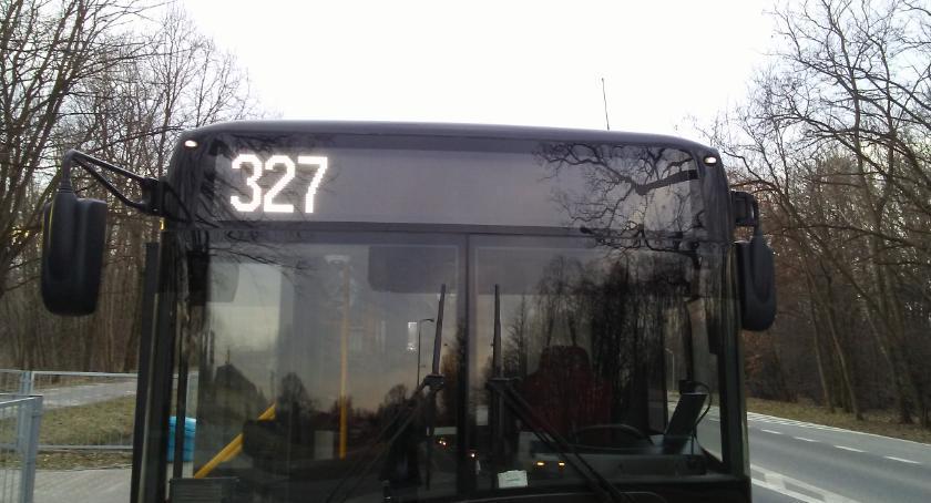Nowy autobus na Bródnie. Linia 327 na trasie CH Targówek - Rondo Żaba