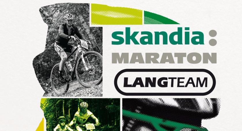rowery, Skandia Maraton startuje Warszawie - zdjęcie, fotografia