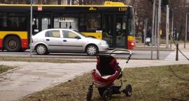 Porzucony wózek?