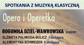 """Koncert """"Opera i operetka"""" w Ratuszu"""