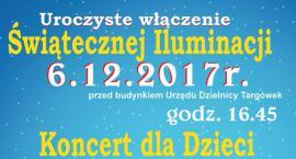 Włączenie iluminacji i koncert świąteczny na Targówku