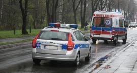 37 letni mężczyzna przetrzymywany w domu przez rodziców. W odwecie zniszczył... radiowóz
