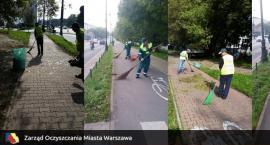 Sprzątanie ścieżek rowerowych. Jak jest w naszej dzielnicy?