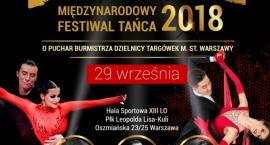 Międzynarodowy Turniej Tańca WARSAW PARTY o puchar Burmistrza Dzielnicy Targówek