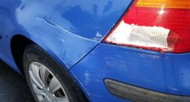 Uszkodził auto i uciekł. Sprawca poszukiwany