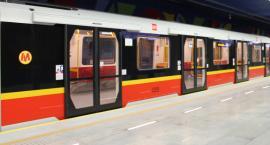 Na Targówku rozpoczęły się jazdy testowe pociągów metra!
