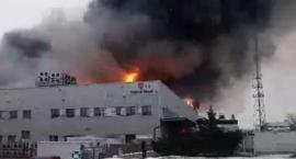 Pożar hal na Annopolu, problemy techniczne w sieci T-Mobile