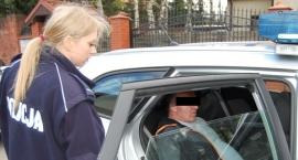Podejrzanego o rozbój pomógł zatrzymać policjant jadący do służby