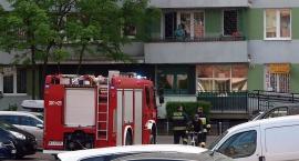 Niedoszły samobójca chciał skoczyć z okna