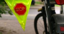 Stop! Dla pijanych rowerzystów!