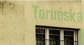Akcja policji na Toruńskiej – nikt nic nie wie
