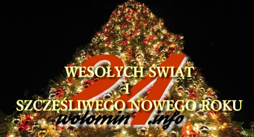 , Życzymy wszystkim wesołych Świąt Bożego Narodzenia - zdjęcie, fotografia