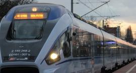 Stacja PKP Tłuszcz przymusowy postój dla pociągu PODLASIAK