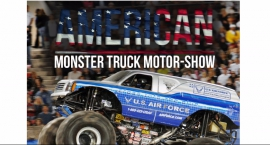Wołomin - American Monster Truck Motor Show 2016