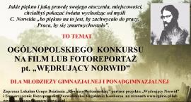 """Strachówka """"WĘDRUJĄCY NORWID"""""""