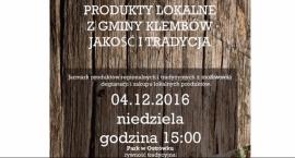 Klembów - Jarmark produktów regionalnych