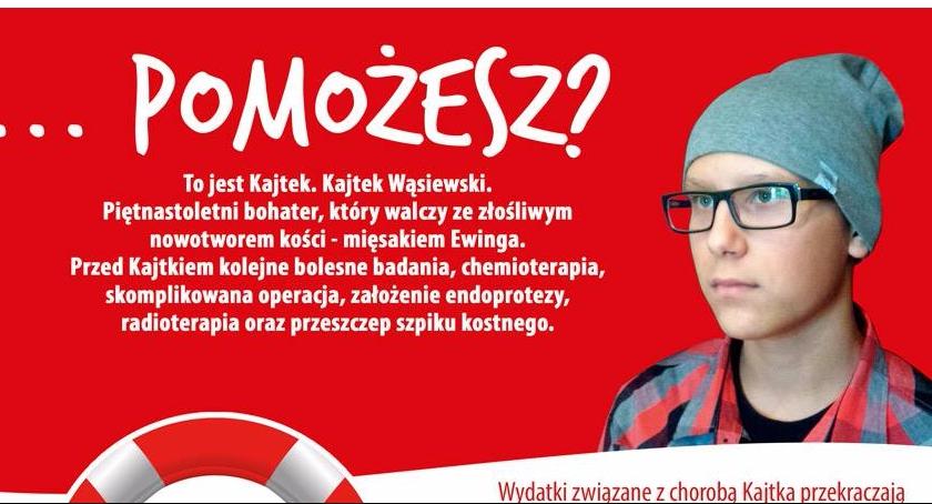 Akcje społeczne, FESTYN Charytatywny Kajtka Wąsiewskiego - zdjęcie, fotografia