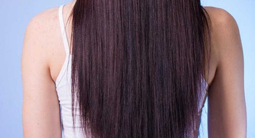 Spotkania, Pielęgnacja włosów - zdjęcie, fotografia