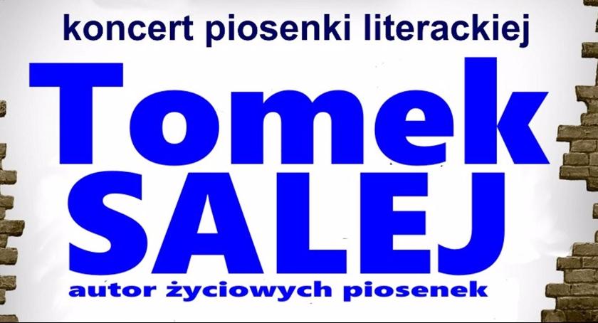 Koncerty, Tomasz Salej