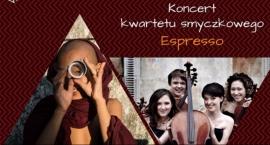 Kwartet smyczkowy Espresso oraz wystawa fotografii z wyprawy do Azji