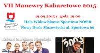 7. Manewry Kabaretowe