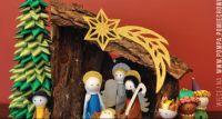 Konkurs i wystawa szopek bożonarodzeniowych